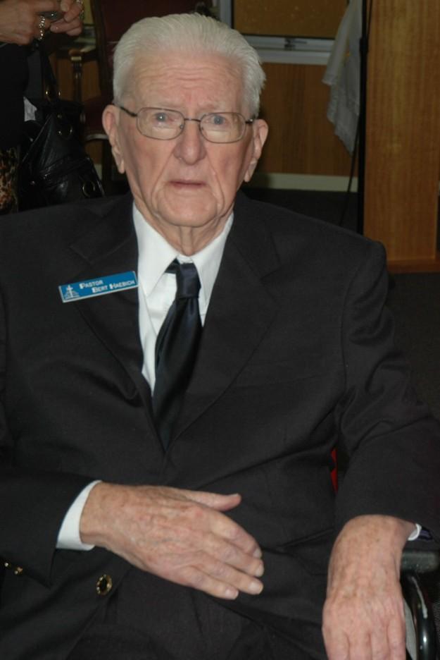 Papa Bert 70th ordination