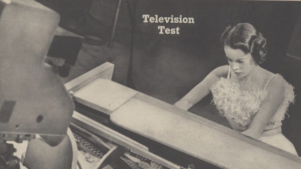 Pix Eunice TV Screen Test