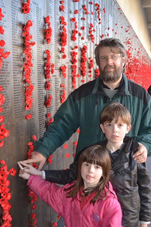 Poppies Geoff Amelia Jonathon