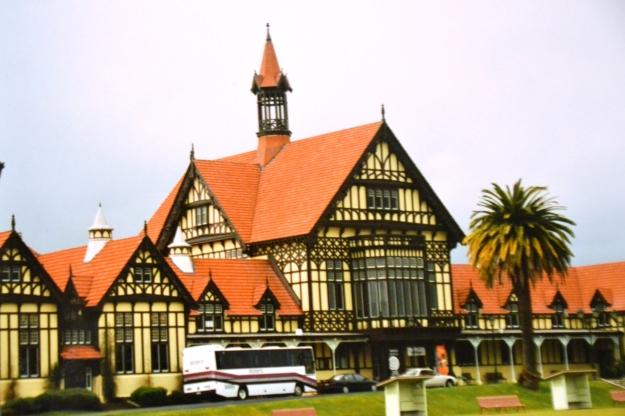 Rotorua Bath House