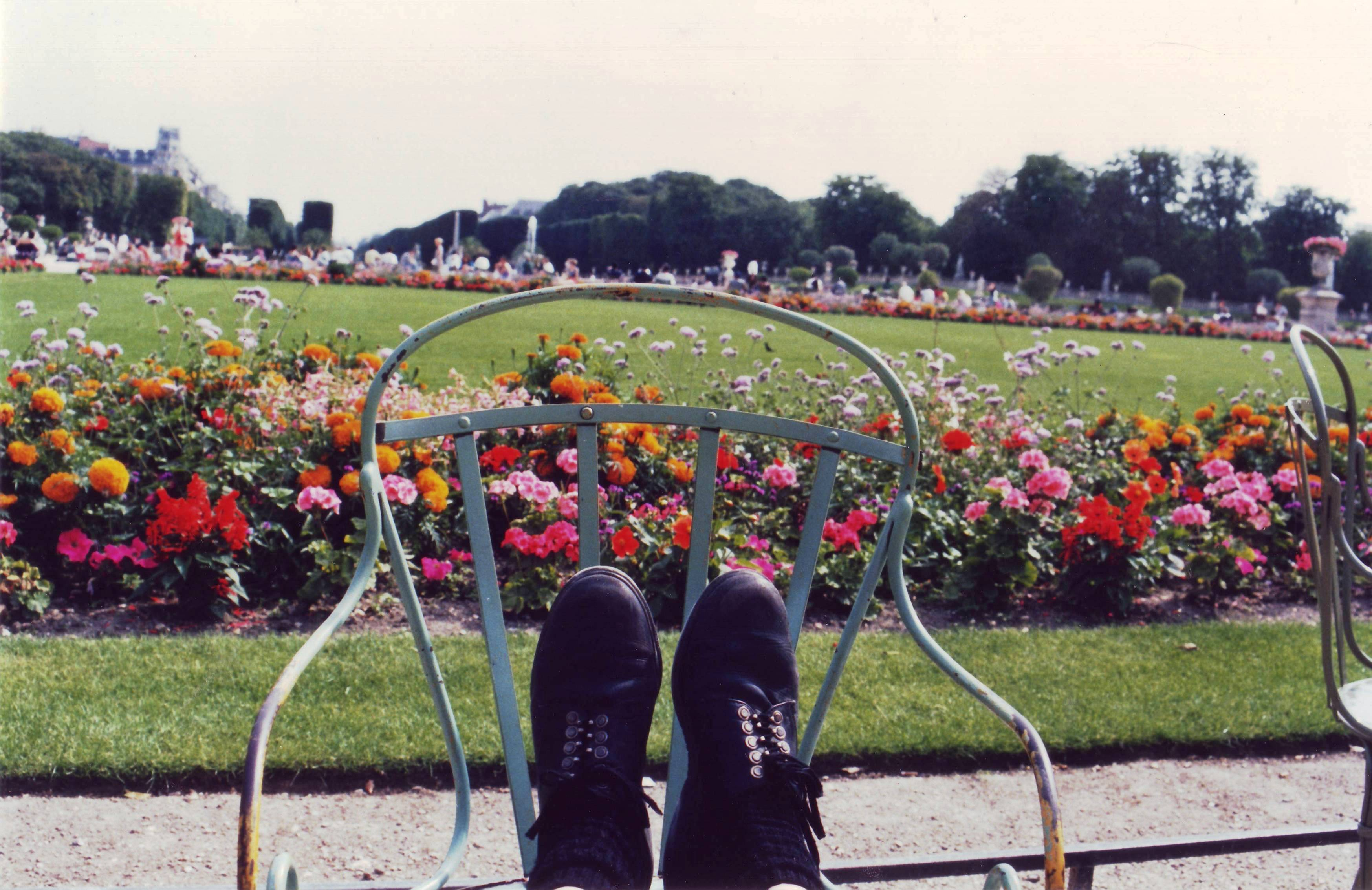 Rowena Luxembourg Gardens