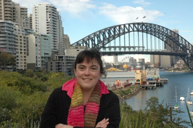Rowena Sydney Harbour Bridge
