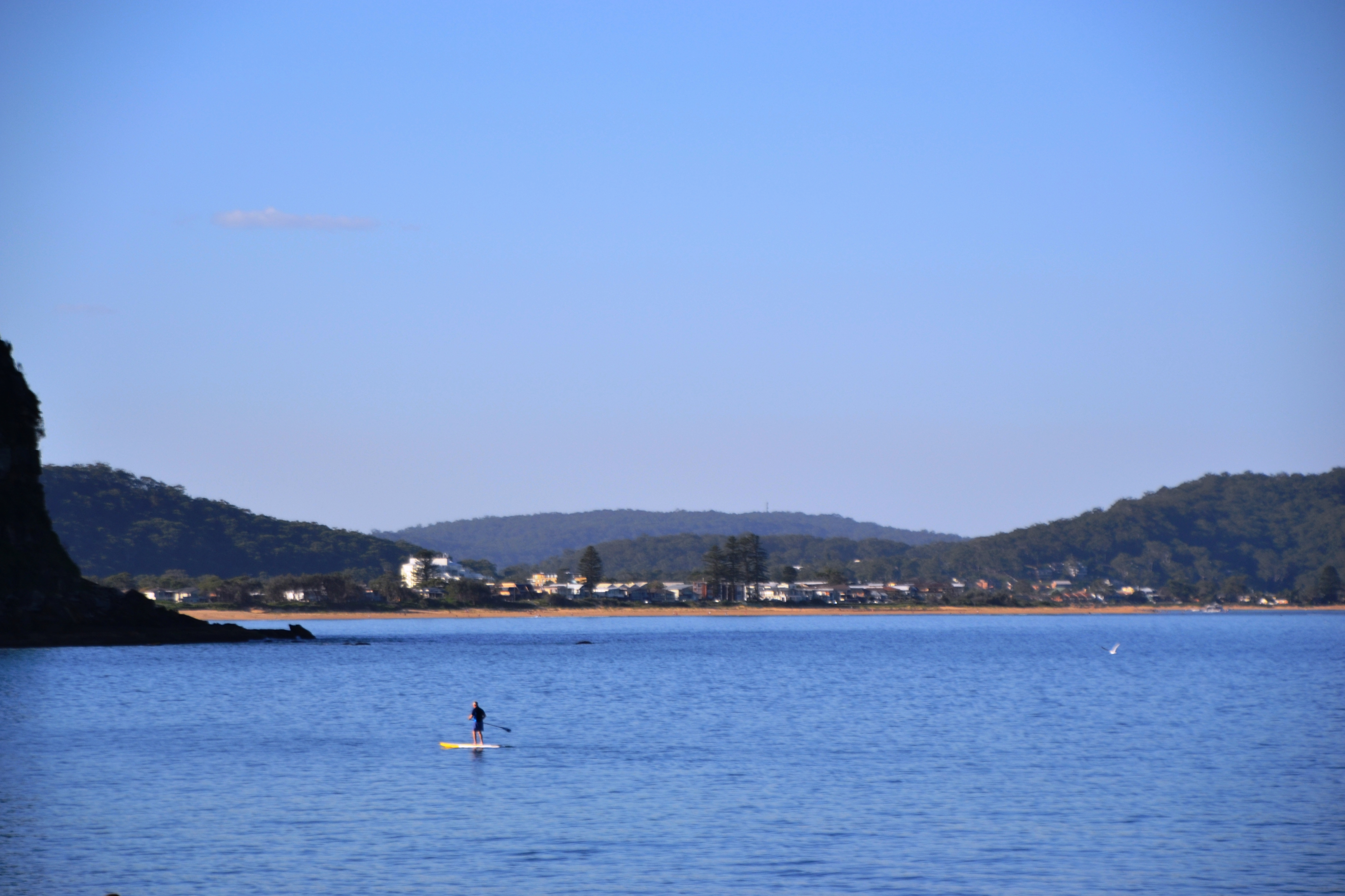 Umina Beach from Pearlie