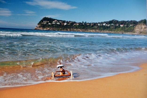 Whale Beach trike