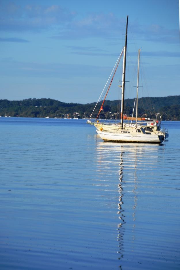 Yacht Tascott