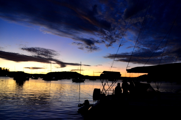 Yacht Hardys Bay